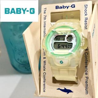 ベビージー(Baby-G)のG-SHOCK CASIO Baby-G レディース腕時計 新品電池 85(腕時計)