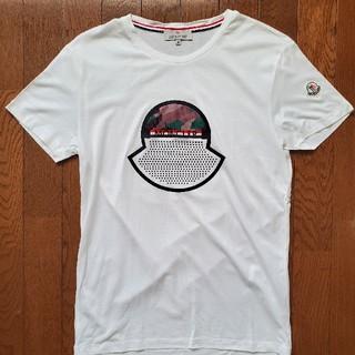 MONCLER - モンクレール Tシャツ 白色 Mサイズ