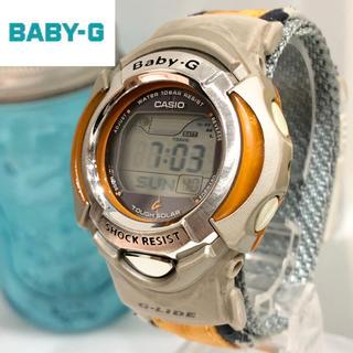 ベビージー(Baby-G)のG-SHOCK CASIO Baby-G レディースメンズ 腕時計 新品電池(腕時計)