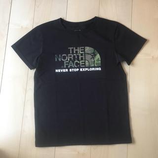 美品 ノースフェイス  キッズ Tシャツ 150