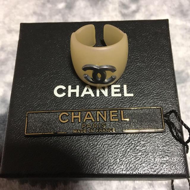 CHANEL(シャネル)のシャネル リング フリーサイズ レディースのアクセサリー(リング(指輪))の商品写真