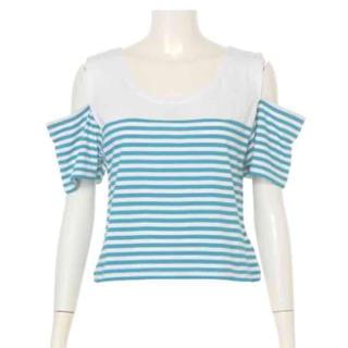 スライ(SLY)のSLY☆オープンショルダーTシャツ(Tシャツ(半袖/袖なし))