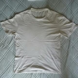 バナナリパブリック(Banana Republic)のバナナ・リパブリック Tシャツ ホワイト S(Tシャツ/カットソー(半袖/袖なし))