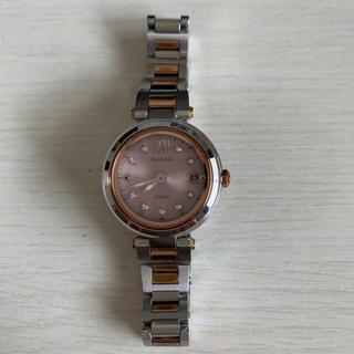 CASIO - カシオ シーン SHEEN  電波ソーラー腕時計 レディース