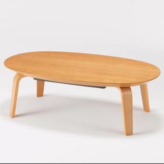 ムジルシリョウヒン(MUJI (無印良品))の無印 こたつ ローテーブル(こたつ)