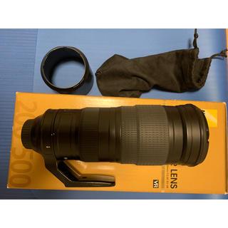 Nikon - NIKKOR 200-500mm f/5.6E ED VR