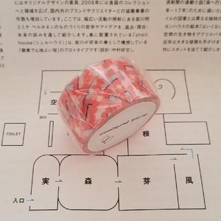 mina perhonen - ミナペルホネン『つづく展』限定 マスキングテープ