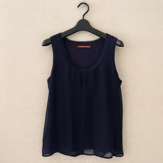 Comptoir des cotonniers - コトニエ♡シルク素材のノースリーブシャツ