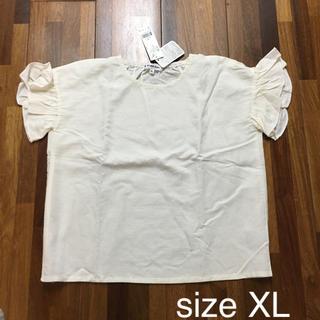 グローバルワーク(GLOBAL WORK)のグローバルワーク トップス  XL(Tシャツ/カットソー)