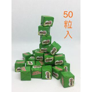 Nestle - ネスレ ミロ エネルギーキューブ 50粒(๑>◡<๑)