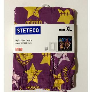ユニクロ(UNIQLO)の【新品】ユニクロ ステテコ ワンピースコラボ(その他)
