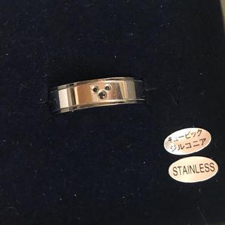 ディズニー(Disney)のdisney ディズニー 指輪 リング 15号 メンズ ミッキー  シルバー(リング(指輪))