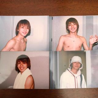 ジャニーズ(Johnny's)のタッキー&翼 今井翼 ファミクラ写真(アイドルグッズ)