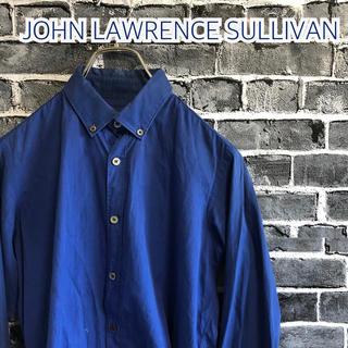 ジョンローレンスサリバン(JOHN LAWRENCE SULLIVAN)のシャツ ジョンローレンスサリバン 青 ブルー 秋物(シャツ)