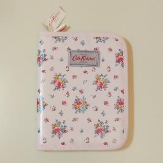 キャスキッドソン(Cath Kidston)の未使用 Cath Kidston母子手帳 ピンク(母子手帳ケース)