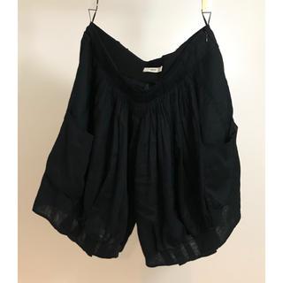 プラダ(PRADA)のprada short pants  black 希少(ショートパンツ)