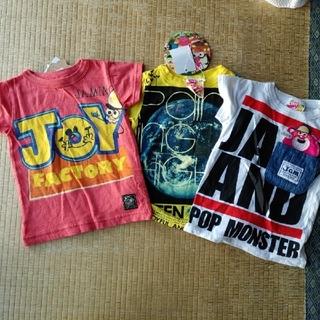 ジャム(JAM)のJAM&stories☆半袖Tシャツ 90 /3点セット 未使用品を含む(Tシャツ/カットソー)