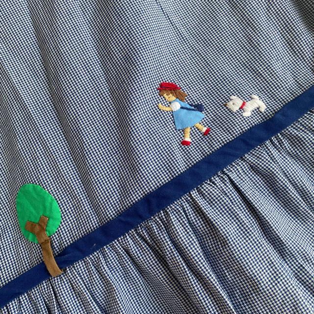familiar(ファミリア)のゆずじゅごん様 専用 キッズ/ベビー/マタニティのキッズ服女の子用(90cm~)(ワンピース)の商品写真