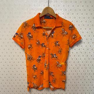 ラルフローレン(Ralph Lauren)の✴️ ヴィンテージ風合リメイク加工✴️ラルフローレン✴️半袖ポロシャツ(ポロシャツ)