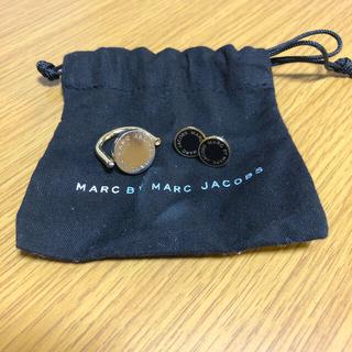 マークバイマークジェイコブス(MARC BY MARC JACOBS)のMARC BY MARCJACOBS ピアス リング(リング(指輪))