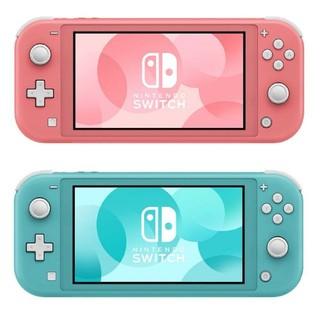 Nintendo Switch - Switch ライト コーラル ターコイズ 2台 スイッチライト