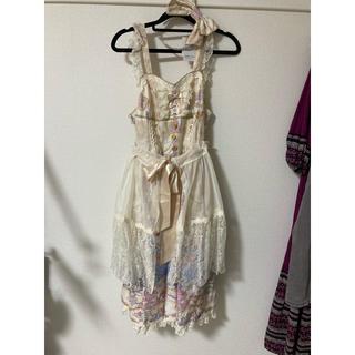 Angelic Pretty - ジャンパースカートカチューシャセット