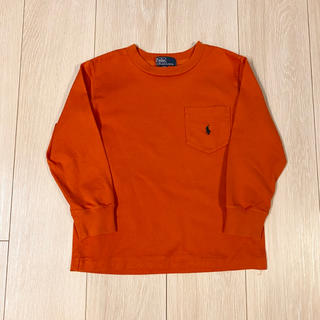 POLO RALPH LAUREN - ラルフローレン Tシャツ ロンT 長袖Tシャツ 110