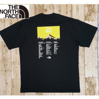 THE NORTH FACE - 新品 ザ  ノースフェイス メンズTシャツL ブラック