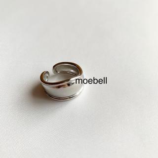 ニュアンスワイドリング(リング(指輪))