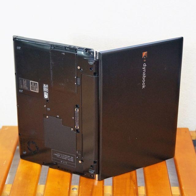 東芝(トウシバ)の【断捨離】TOSHIBA dynabook R732/H (ノートパソコン) スマホ/家電/カメラのPC/タブレット(ノートPC)の商品写真