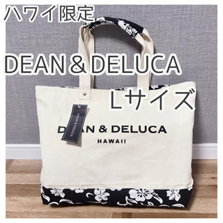 DEAN & DELUCA - [ハワイ限定] DEAN&DELUCA ハイビスカス デラックストートバック