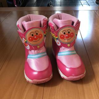 アンパンマン - アンパンマン スノーブーツ 冬靴 18cm