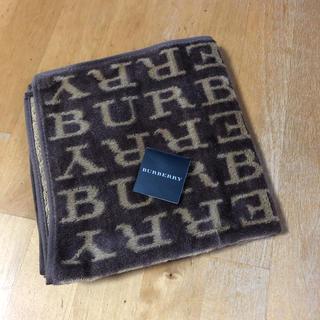 BURBERRY - バーバリー タオルハンカチ