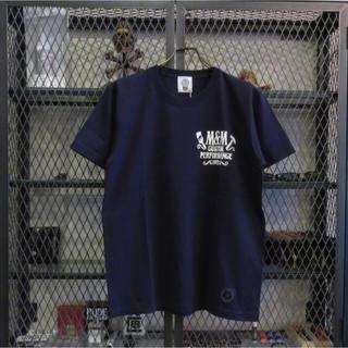 エムアンドエム(M&M)のM&M エムアンドエム PRINT S/S TEE 20-MT-017 新品(Tシャツ/カットソー(半袖/袖なし))