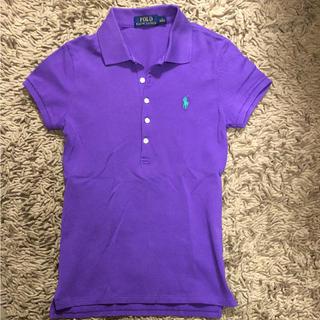 ラルフローレン(Ralph Lauren)の美品 ラルフローレン ポロシャツ S レディース(ポロシャツ)
