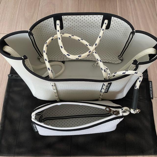 Ron Herman(ロンハーマン)のステイトオブエスケープ プチ エスケープトート レディースのバッグ(トートバッグ)の商品写真