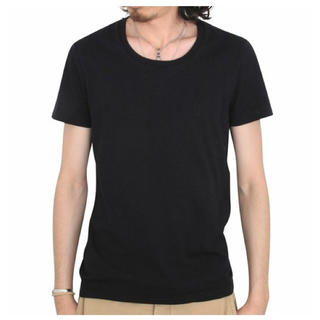 ダブルジェーケー(wjk)のwjk 1mile ナノ・ユニバース/半袖UネックTシャツ(Tシャツ/カットソー(半袖/袖なし))