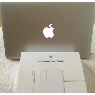 Apple - ソフマップ保証あり MacBook Air Mid2011 使用期間短い美品です