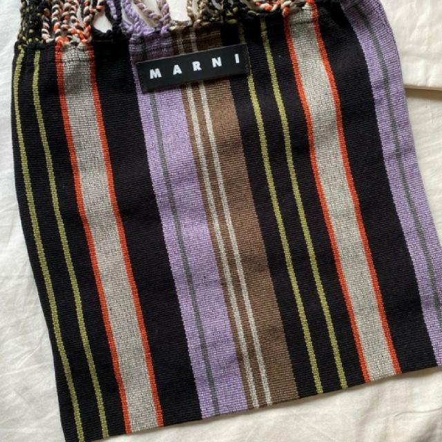 Marni(マルニ)の限定出品 未使用タグ付き MARNI ハンモックバッグ  レディースのバッグ(トートバッグ)の商品写真