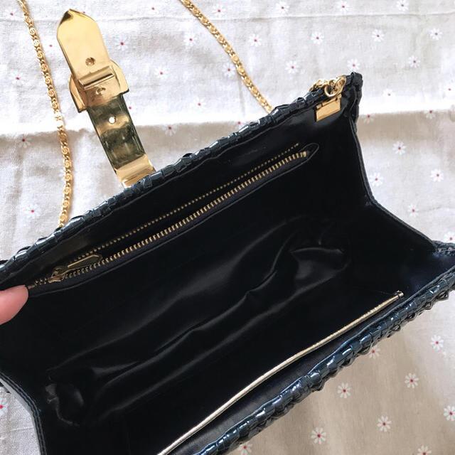 Lochie(ロキエ)のvintage チェーンバッグ レディースのバッグ(ショルダーバッグ)の商品写真