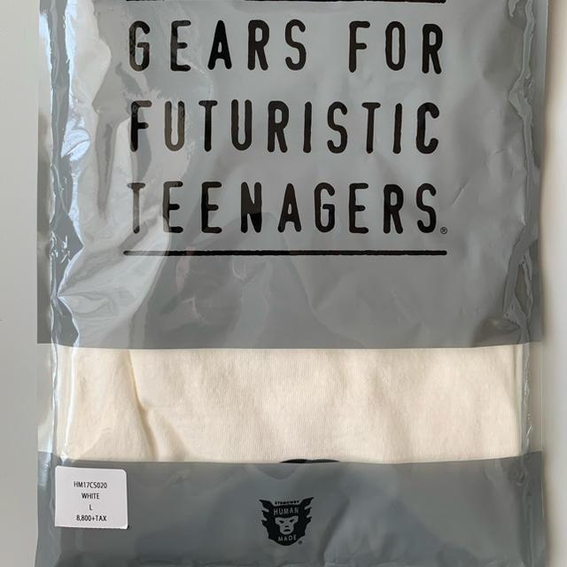 A BATHING APE(アベイシングエイプ)のヒューマンメイド Tシャツ メンズのトップス(Tシャツ/カットソー(半袖/袖なし))の商品写真