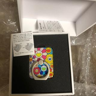 Flower Smartphone Ring Multi color(その他)