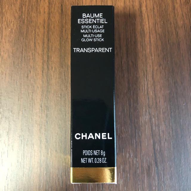 CHANEL(シャネル)の【新品未開封】シャネル CHANEL ボーム エサンシエル トランスパラン 8g コスメ/美容のベースメイク/化粧品(フェイスカラー)の商品写真