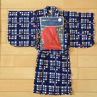 フタフタ(futafuta)の浴衣3点セット 100(甚平/浴衣)