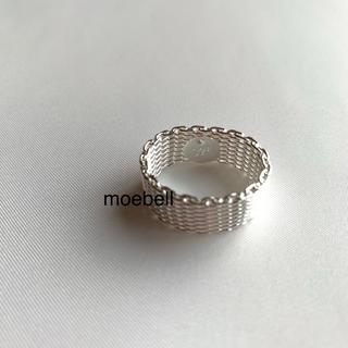 メッシュリング(リング(指輪))