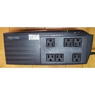 オムロン(OMRON)の【値下げ】無停電電源装置 UPS BZ35LT2【付属品皆無】(PC周辺機器)