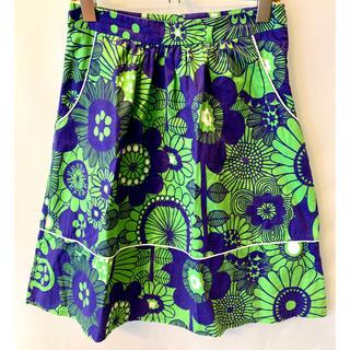 マリメッコ(marimekko)のマリメッコ  スカート marimekko(ひざ丈スカート)