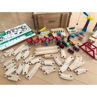BRIO - BRIO 木製箱入り 大量セット 限定商品