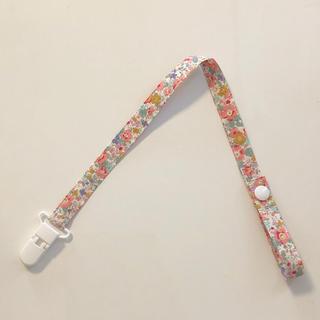 ハンドメイド おもちゃホルダー マルチホルダー(外出用品)