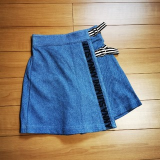 ANNA SUI mini - annasui miniパンツスカート130cm
